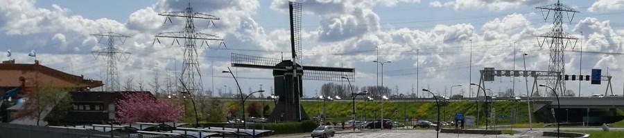 Molen in Breukelen