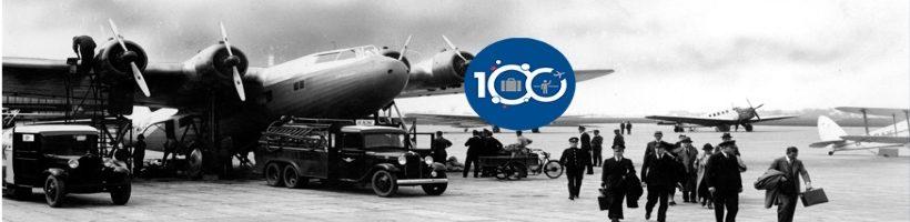 schiphol100jaar
