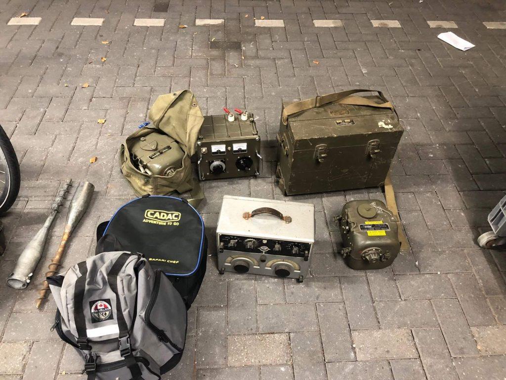 Gestolen goederen Politieteam Roosendaal